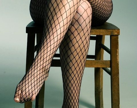 koronkowe bodystocking